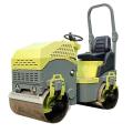 Rodillo en / compactador de rodillos de carretera para la construcción