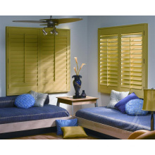 Popular New Designed Fast delivery PVC Window Plantation Shutters