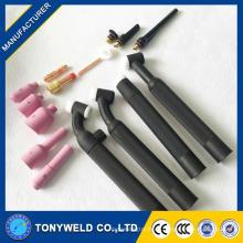 Tig soldadura piezas de repuesto Arc torch WP18 Tig