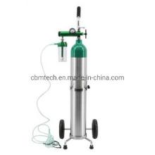 Medicall Gas Cylinder Trolleys for Hospital Oxygen Cylinders