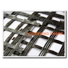 Prix 100% de géogrille en fibre de verre en polyester