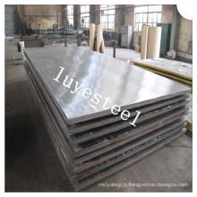 Chapa de aço resistente ao calor de aço inoxidável / placa 0Cr17Ni4Cu4Nb