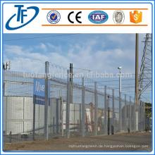 Verzinkter Stahl 358 Zaun
