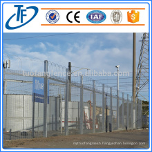 Galvanized Steel 358 Fence