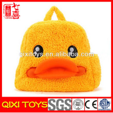 zurück zur Schule süße Ente Plüsch Rucksack