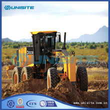 Steel construction machinery design