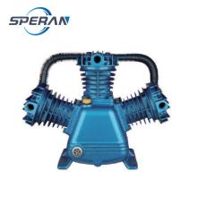 Fábrica profissional de alta qualidade 7.5hp 3 cilindros bomba de compressor de ar portátil