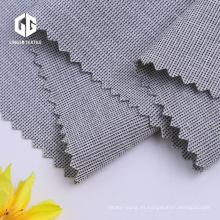 RN hilado teñido elastano Roma tela para ropa