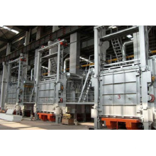 Gas Type Normalizing Furnace