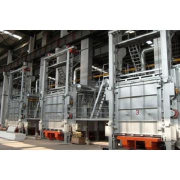 Gas Type Normalizing Furnace