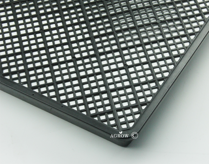 Black Plastic Seedling Tray