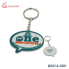 Factory Custom Logo PVC Key Chain Lm1804