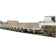 Modular Transporter With Hydraulic Platform