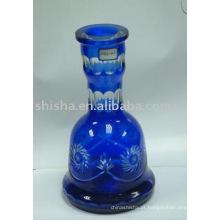 frasco de vidro de shisha