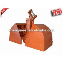 hydraulic grab for excavator