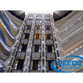Top Malls Square Panoramic Glass Sightseeing Elevator