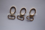 Luggage accessories metal buckle style complete