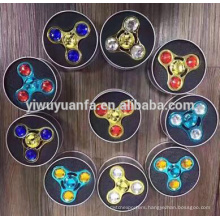 Novelty Design Various Color Cool Relieve Stress Fidget Spinner
