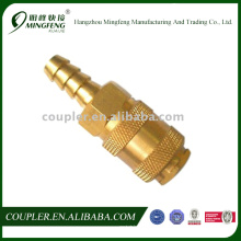 Quality-assured water hose fittings