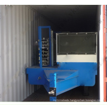 ACM  hydraulic used metal roof panel roll forming machine (914-610)