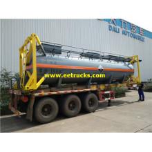 20cbm 20feet Phosphoric Acid Tanker Containers
