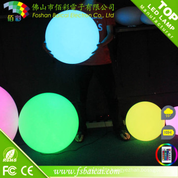 Hot Sale Lighting Sphere/LED Sphere/LED Globe Ball
