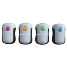 Mini Dynamo Keychain Flashlight (14-1Y0227)