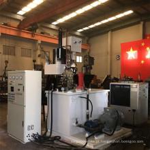 Máquina de briquete de lascas de metal hidráulico para fundição