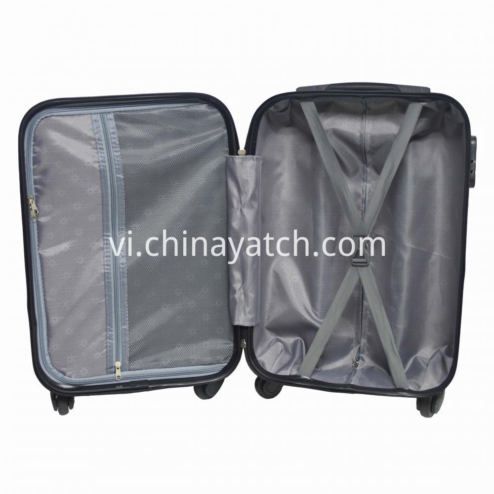 New Abs Spinner Luggage