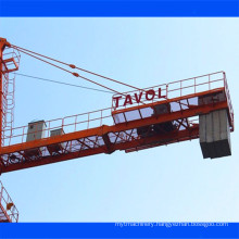 High Quality Tower Crane Exported to Bangladesh