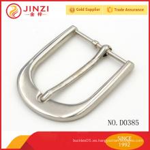 Hebilla de cinturón personalizada anti-alergia de acero inoxidable para el bolso