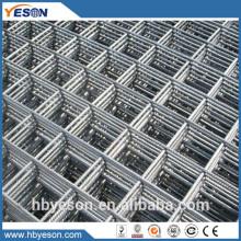 Malla de alambre de hierro soldado reforzado para la construcción de hormigón