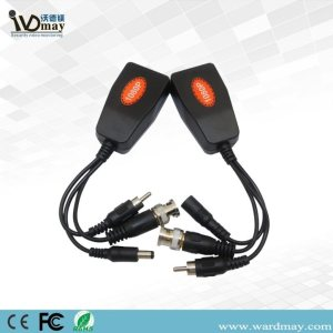 UTP Pasif Transceiver Cable Video Power Audio Balun