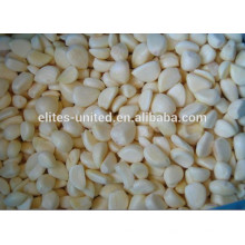 IQF frozen natural peeled garlic price