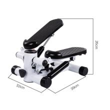 Home Gym Fitness Apparatuur sit-down Roller Stepper