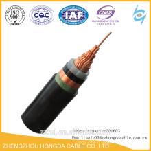 Prix noyau isolé de noyau de cuivre de XLPE simple pour le câble 240mm2