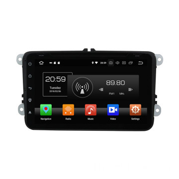AUTORADIO GPS MULTIMEDIA สำหรับ Passat Golf Polo Touran