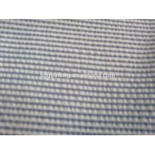 de moda: tela de camisería de tela de telas a cuadros, tela teñida de hilo