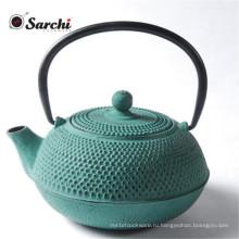 Китайский эмаль Чугунный чайник / Чайник с чернилами Стальная ручка