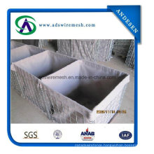 Military Blast Hesco Barrier, Welded Gabion Box