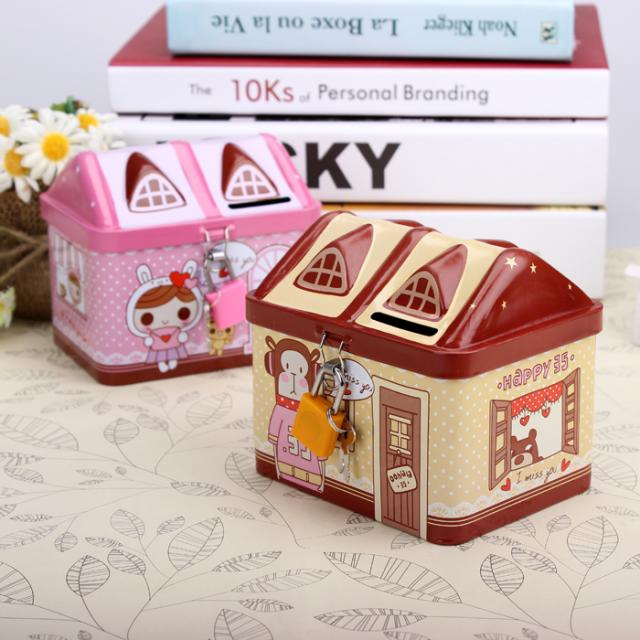 cute money box