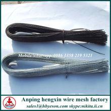 Galvanized U tie wire