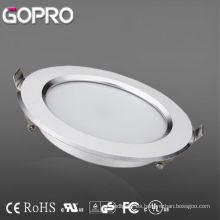 7w Cool LED Downlight techo blanco