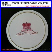 Schnelle Lieferung Logo Kundenspezifische Papier Untersetzer (EP-PC55520)