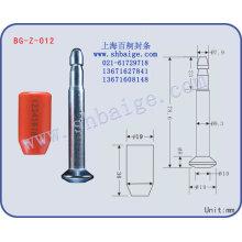 selo de contêiner BG-Z-012 para uso de segurança selo de segurança, selo de porta de caminhões