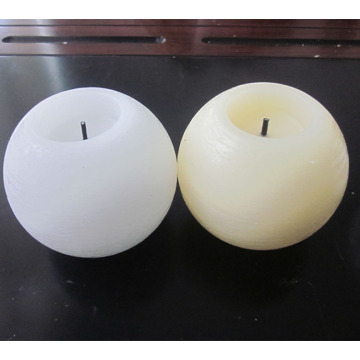 Lilin lilin bulat kecil Flameless bola LED