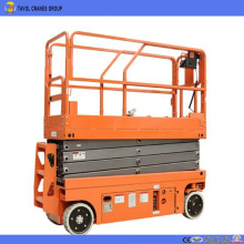 6m Electirc Self Propelled Scissor Lift Platform