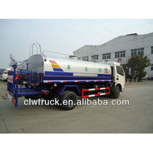 6000L tanque de agua, camión cisterna de agua
