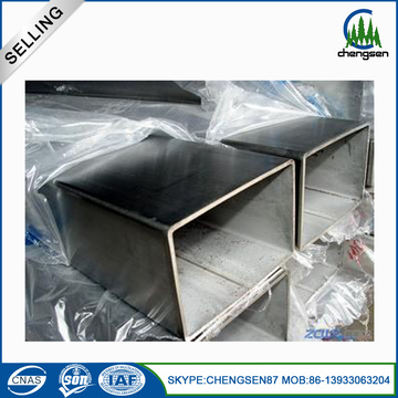 Welded Galvanized Steel Square Tube