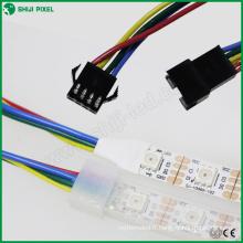 Meilleure vente fée lune 60LEDs / m apa102 flexible cuttable led bande lumières 5 v